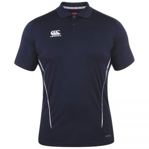 Canterbury rugby polo shirt